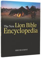 The New Lion Bible Encyclopedia Hardback