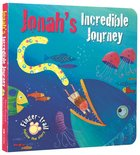 Jonah's Incredible Journey (Finger-trail Tales Series) Board Book