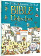 Bible Detective; a Puzzle Search Book Hardback