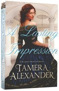 A Lasting Impression (#01 in Belmont Mansion Series) Paperback