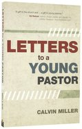 Letters to a Young Pastor Paperback