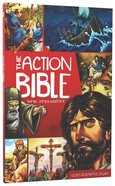 The Action Bible New Testament Paperback
