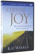 Choose Joy (Dvd) DVD