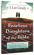 Fearless Daughters of the Bible Paperback