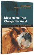 Movements That Change the World Paperback