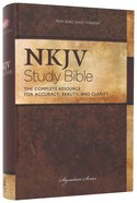 NKJV Study Bible (2nd Edition)
