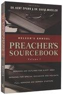 Nelson's Annual Preacher's Sourcebook (Volume I) Paperback