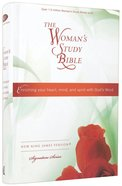 NKJV Woman's Study Bible Multi-Colour Hardback