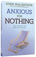 Anxious For Nothing Paperback