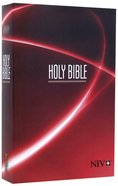 NIV Compact Bible Red Paperback