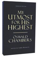 My Utmost For His Highest (Value Edition Language) Mass Market