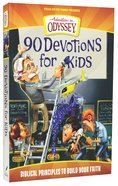 Aio 90-Day Devotional For Kids (Adventures In Odyssey Imagination Station (Aio) Series) Paperback