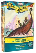 3 Pack (Volume 1-3) (Adventures In Odyssey Imagination Station Series)