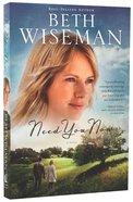 Need You Now Paperback