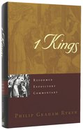 1 Kings (Reformed Expository Commentary Series)