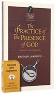 The Practise of the Presence of God (With MP3 Audio Book) (Hendrickson Christian Classics With Audio Series) Pack
