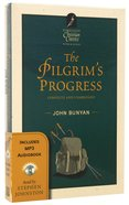 The Pilgrim's Progess (With MP3 Audio Book) (Hendrickson Christian Classics With Audio Series) Pack