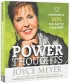 Power Thoughts (Unabridged, 8cds) CD