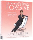 Do Yourself a Favor...Forgive (Unabridged, 5cds) CD