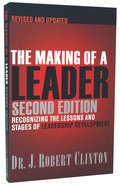Making of a Leader Paperback