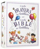 Candle Bible and Prayers Gift Set (Candle Bible For Toddlers Series) Box