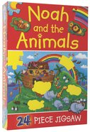 Noah and the Animals Jigsaw Game