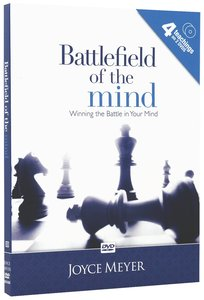 Battlefield of the Mind (4 Teachings On 2 Dvds)
