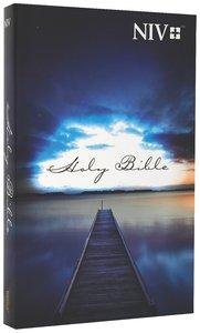 NIV Paperback: Blue Pier