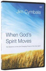 When Gods Spirit Moves (Dvd)