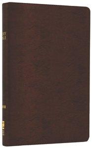 NIV Thinline Bible Metallic Bronze (Red Letter Edition)