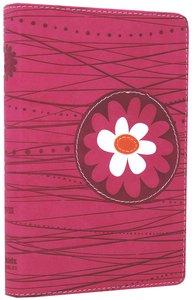 NIV Faithgirlz! Backpack Bible Pink (Red Letter Edition)
