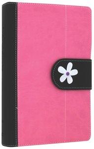 NIV Faithgirlz! Bible Revised Pink/Black Duo-Tone