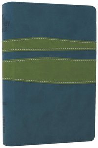 NIV Teen Study Bible Compact Jasper/Leaf Green