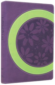 NIV Faithgirlz! Bible Revised Purple/Green (Black Letter Edition)