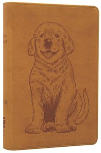 NIV Playful Puppies Bible (Red Letter Edition)