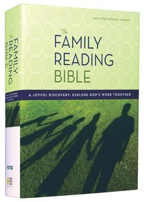 The NIV Family Reading Bible (1984)