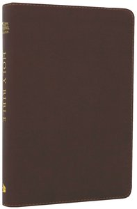 Gods Word Compact Brown