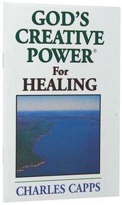 Gods Creative Power For Healing (Single)