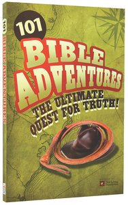 101 Action Adventures From the Bible (Nlt)