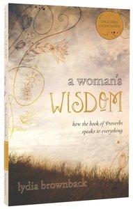 A Womans Wisdom