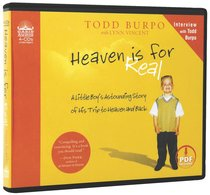 Heaven is For Real (Unabridged, 4 Cds)