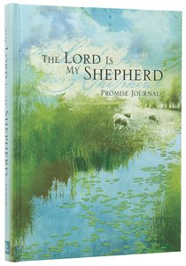 Promise Journal: The Lord is My Shepherd