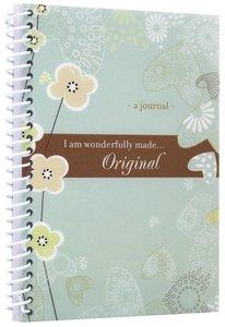 "Journal: ""I Am...Wonderfully Made"" - Original"