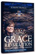 Grace Revolution - Lakewood Church, Houston (4 Dvds) DVD