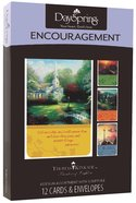 "Boxed Cards Encouragement: Thomas Kinkade - ""Painter of Light"" Box"