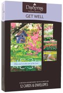 Boxed Cards Get Well: Springtime Box