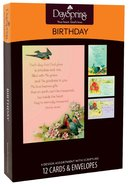 Boxed Cards Birthday: Victorian Blessings Box