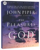 The Pleasures of God (Mp3) CD