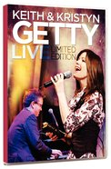Keith & Kristyn Getty Live - Limited Edition DVD