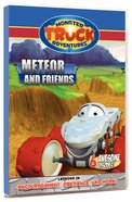 Meteor and Friends (Monster Truck Adventures Series) DVD